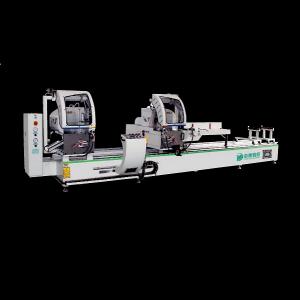铝型材数控双头切割锯(数显)LJZ2S-CNC-600×5100