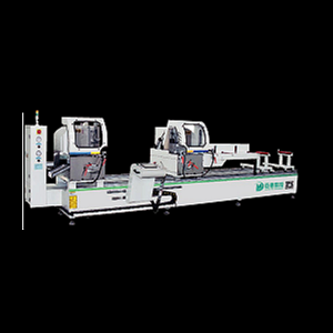 铝型材数控双头切割锯LJZ2S-CNC-550×4200