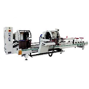 铝型材数控双头精密切割锯LJZ2S-CNC-450×3700