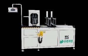 LJZ-CNC-500太阳能光伏角码切割锯
